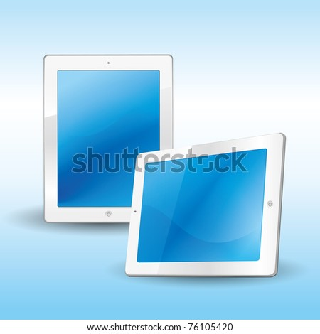 touch screen pad/ computer