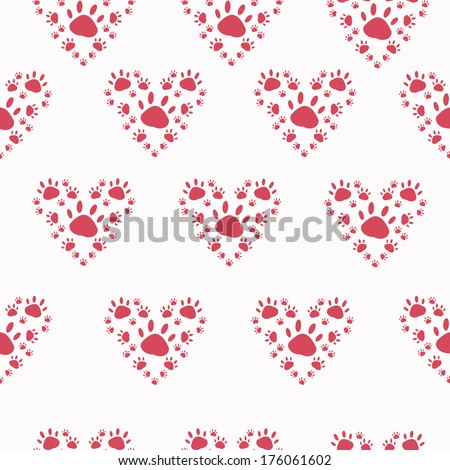 Related Pictures animal print heart shaped leopard print background ...