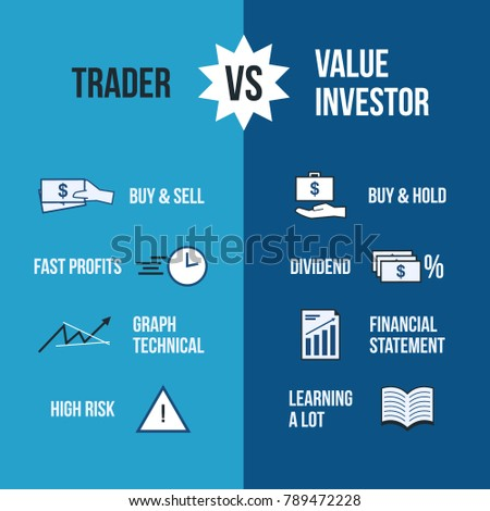 Difference forex and stocks