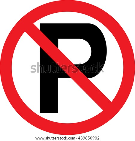 No Parking Sign Stock Images, Royalty-Free Images & Vectors ...