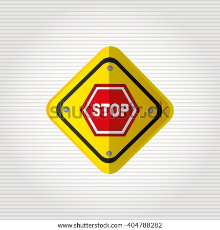 traffic sign design
