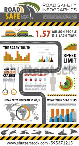 Transportation infographics world map pie chart stock photo photo transportation infographics world map with pie chart of speed limit per country graphs and gumiabroncs Images