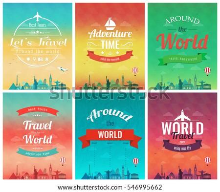 travel brocure