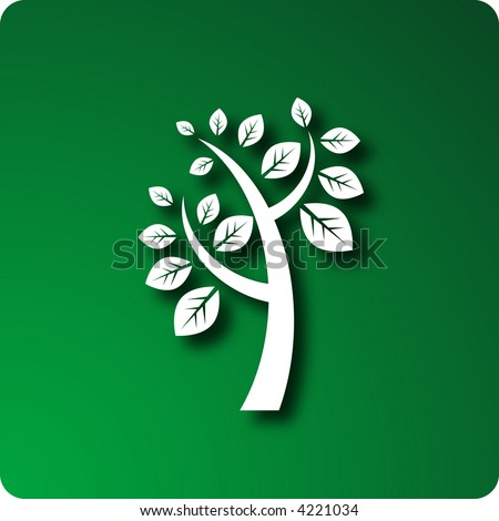 Tree of life - stock vector
