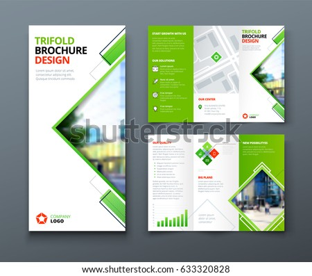 Free Die Cut Brochure Templates Iiawesome Corporate