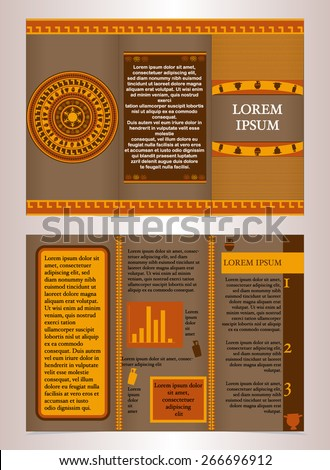Aids infographics world aids day concept stock vector for Hiv aids brochure templates