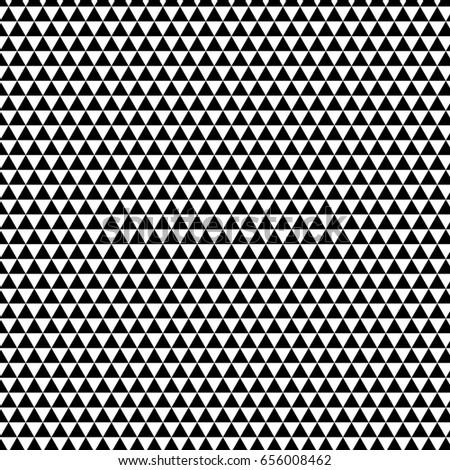 Black pattern transparent background