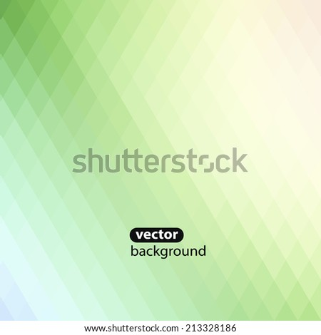 triangular colored abstract background