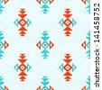 Tribal pattern - stock vector