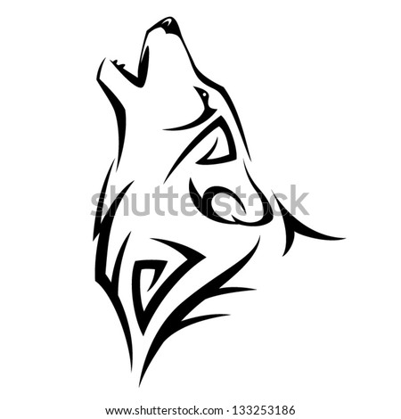 Tribal tatoo - stock vector