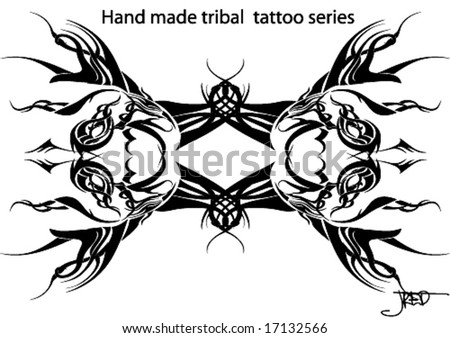 Stock Vector Vector Illustration Of Human Skull With Tribal Fire Ornaments as well Stock Vector Funny Characters And Doodles Collection Vector Illustration in addition Shaded Shark Drawing together with Brittany Kerr besides . on scary crabs cartoon