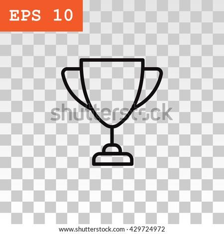 Trophy icon, Trophy icon eps10, Trophy icon vector, Trophy icon eps, Trophy icon jpg, Trophy icon picture, Trophy icon flat, Trophy icon app, Trophy icon web, Trophy icon art, Trophy icon, Trophy icon - stock vector