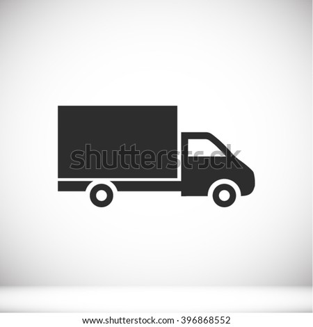 Truck Icon, truck icon flat, truck icon picture, truck icon vector, truck icon EPS10, truck icon graphic, truck icon object, truck icon JPEG, truck icon picture, truck icon image, truck icon drawing, - stock vector