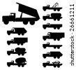 Trucks - stock