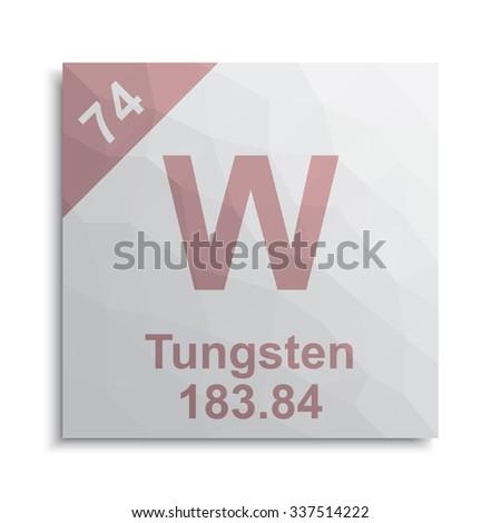 Tungsten Element