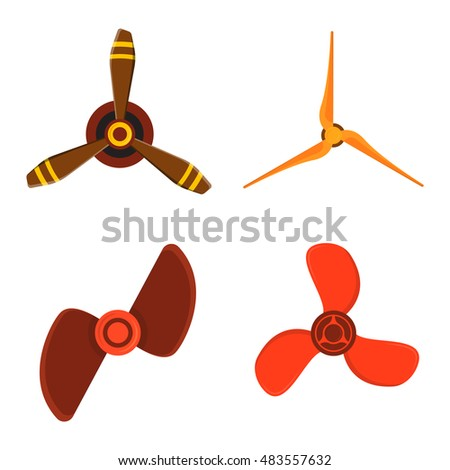 wind propeller blade The angle at which this air (relative wind) strikes the propeller blade is its angle of attack the air deflection produced by this angle causes the dynamic pressure at the engine side of the propeller blade to be greater than atmospheric, thus creating thrust.