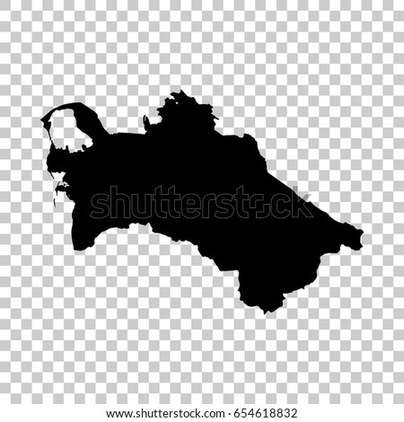 Turkmenistan Map Stock Images RoyaltyFree Images Vectors - Turkmenistan map