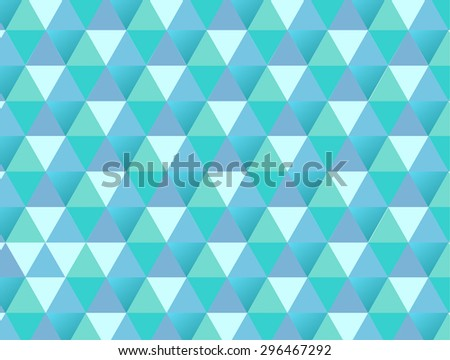 Turquoise Abstract Eps10 vector Background Composition