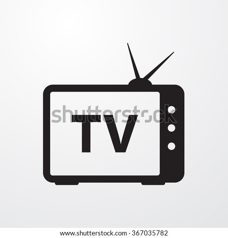 TV icon, TV icon eps10, TV icon vector, TV icon eps, TV icon jpg, TV icon picture, TV icon flat, TV icon app, TV icon web, TV icon art, TV icon, TV icon object, TV icon flat, TV icon UI, TV icon draw - stock vector