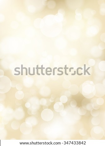 Twinkly Lights and Stars Christmas Background. EPS 10 vector file - stock vector