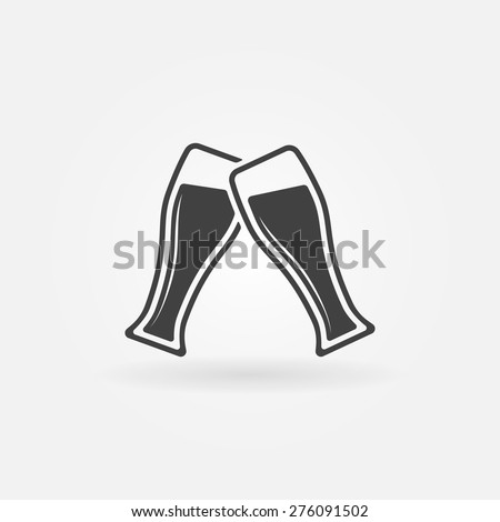 Beer Toast Stock Vectors & Vector Clip Art | Shutterstock