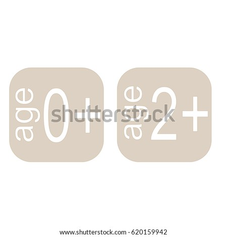 Two Squares Text On Them Referring Stock Vector 620159942 Shutterstock