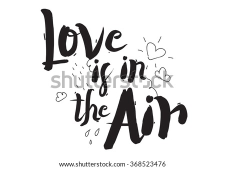 Typographic design. Greeting card with quote. Usable as photo overlay - stock vector