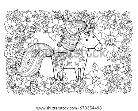 coloring pages of mystical characters - photo#28