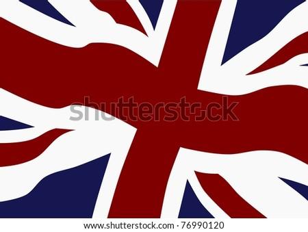 Union Jack - stock vector