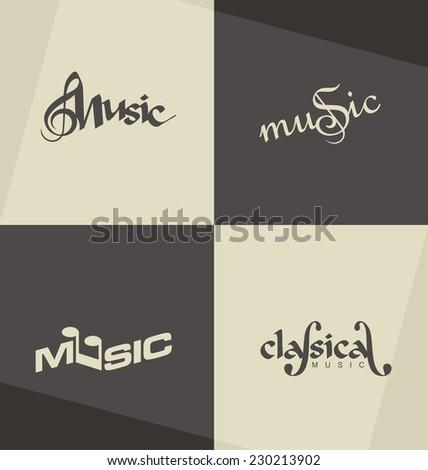 Classical Music Logos Classical Music Logo
