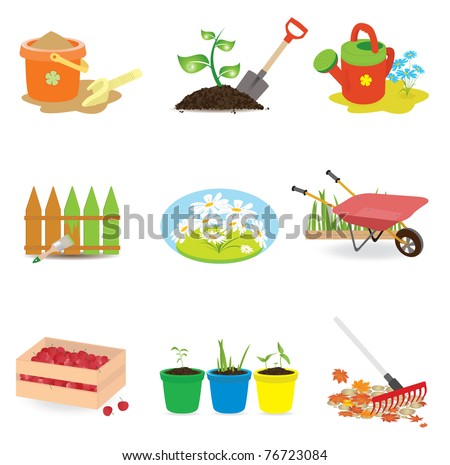 Universal icons. Vector illustration - stock vector