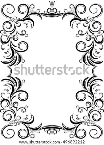unusual decorative lace ornament vintage frame stock photo photo rh shutterstock com lace vector free lace vectors