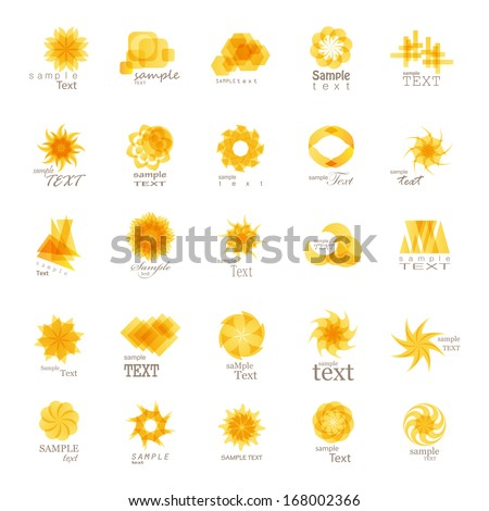 Unusual Icons Set - Isolated On White Background - Vector Illustration, Graphic Design Editable For Your Design.   - stock vector