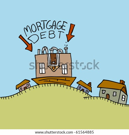 Upside Down House Stock Images Royalty Free Images