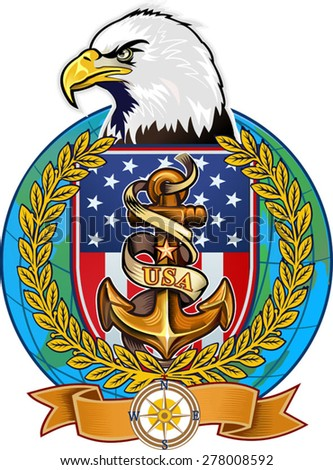 US Navy Eagle