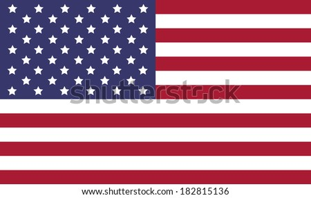 usa design over white background vector illustration  - stock vector
