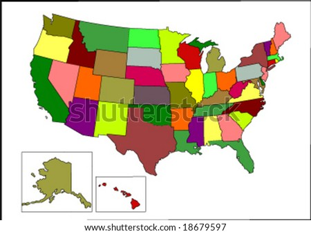 Midwest States Stock Images RoyaltyFree Images Vectors - Midwest of usa map