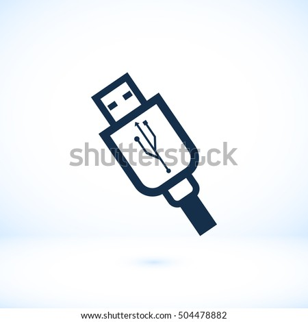 usb symbol stock photos royaltyfree images amp vectors
