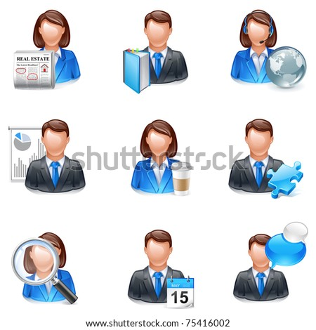 user, friend or member icon - settings and find, meeting and support - stock vector