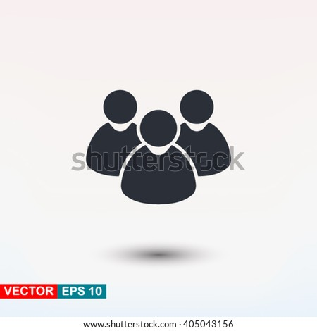 User group icon, User group icon eps, User group icon art, User group icon jpg, User group icon web, User group icon ai, User group icon app, User group icon flat, User group icon logo, User group - stock vector
