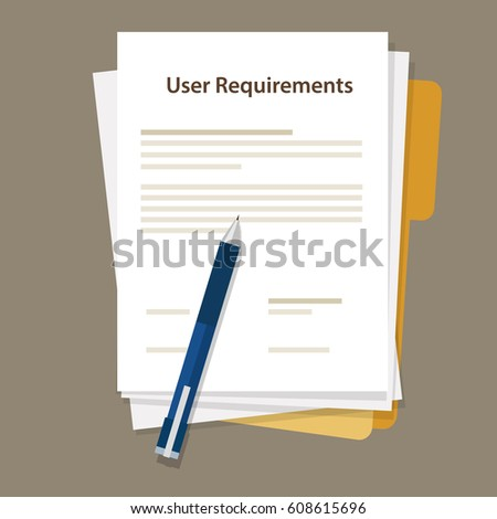 user requirements specification Early prototyping can help the users and developers interactively identify functional and operational requirements as well as user interface to the specific requirements in the lower tier requirements specifications or other system definition of system requirements (sebok.