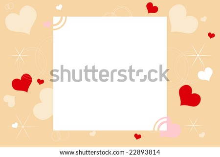 Valentine vector background