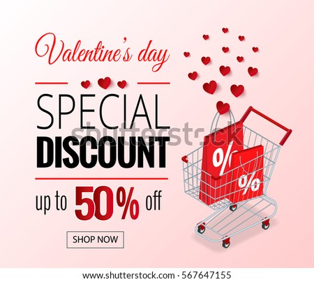 valentines day sale flayers vector valentines stock vector, Ideas