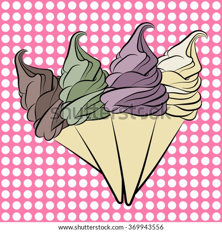 Vanilla Ice Angel Logo