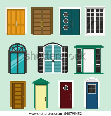 Desy aghadhia 39 s portfolio on shutterstock for Window design cartoon