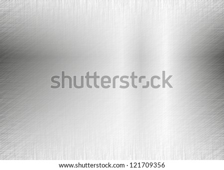 Vector a metal texture. EPS 10 vector illustration. Used mesh and effect transparency layers to brush details - stock vector