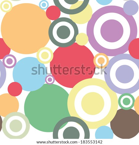 Vector. Abstract background.