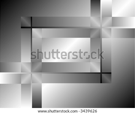 vector abstract background & frame