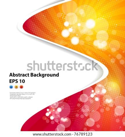 vector abstract background wallpaper - stock vector