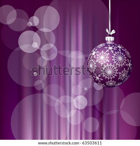 vector abstract holidays background, eps 10 file - stock vector